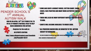 Autism Awareness Walk