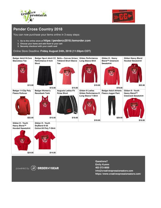 Cross Country Clothing