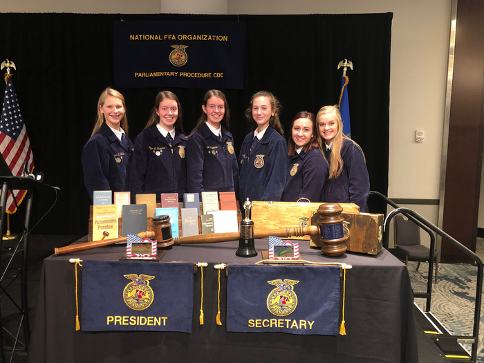 National Parli Pro Team 2018