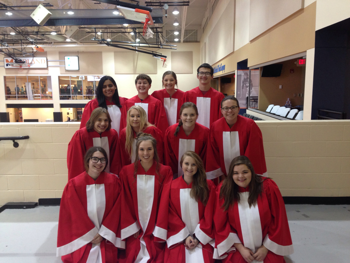 Midland University Honor Choir