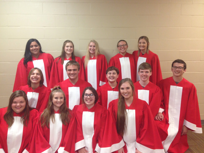 EHC Honor Choir