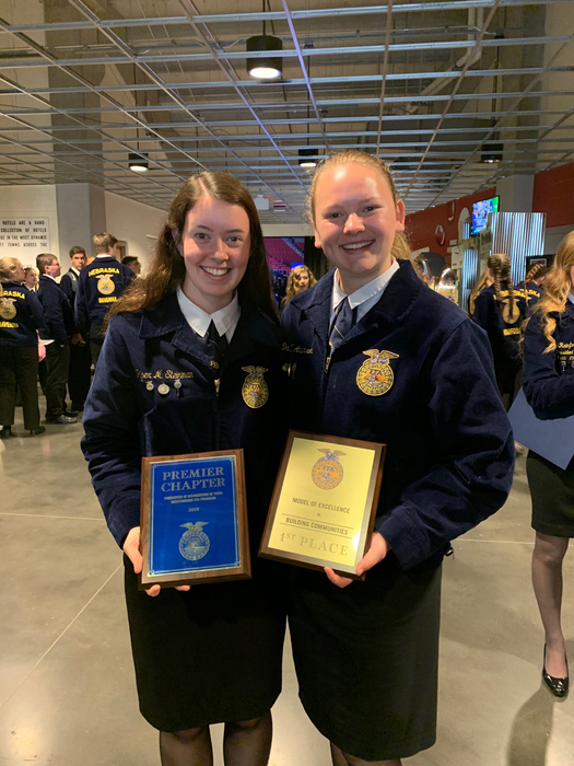 FFA Chapter Awards