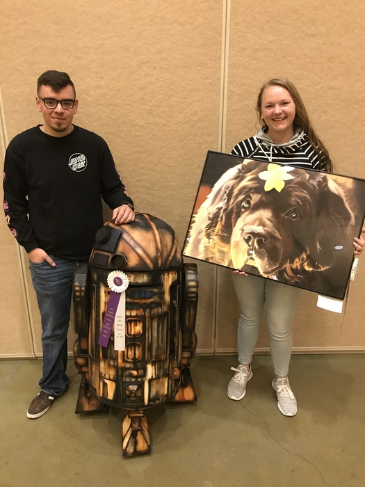 EHC Best of Show Winners