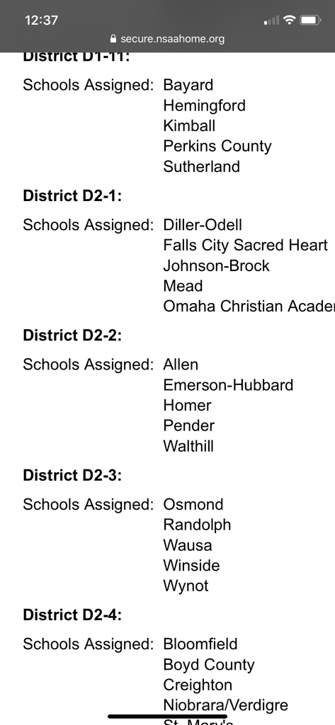 District FB