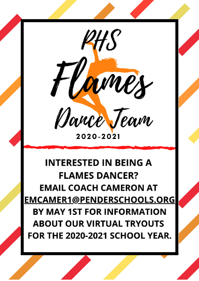 2020 virtual dance team tryouts