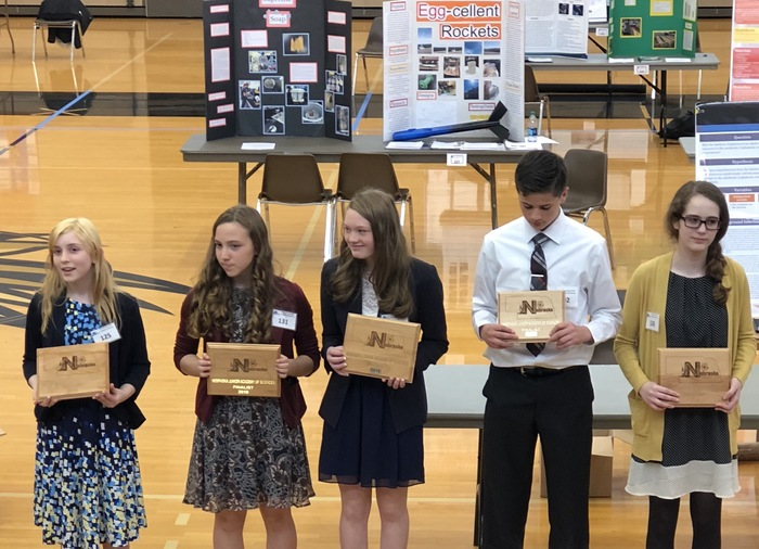 state science fair winners
